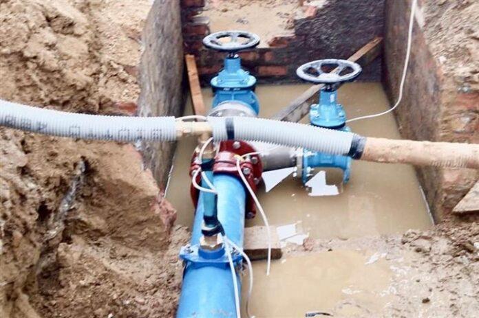 Rete idrica, manutenzione