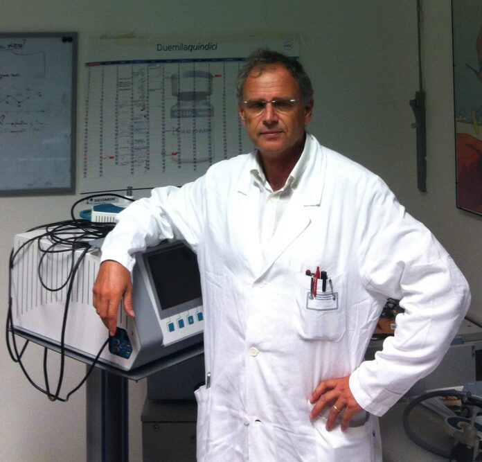 Simone Rossi, neurologo