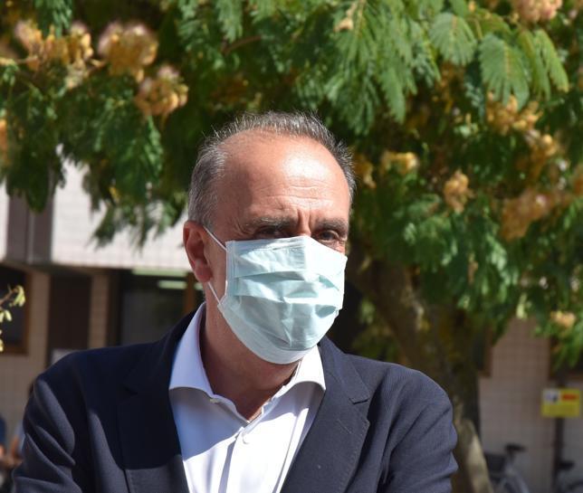 Antonio D'Urso, direttore generale Asl Sud est