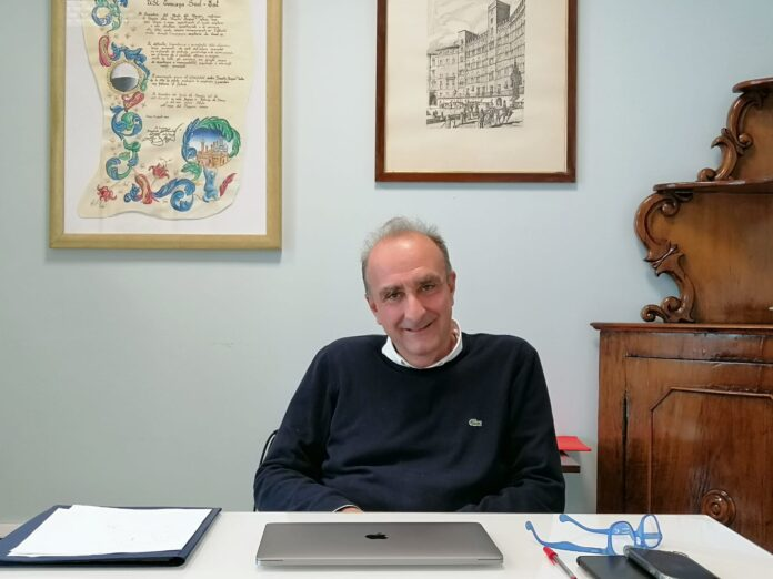 Antonio D'Urso, direttore Asl Sud est