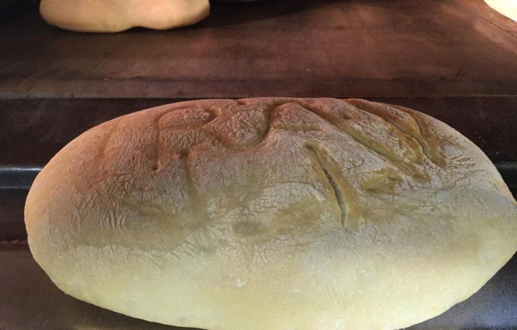 pane basso del Forno Ravacciano