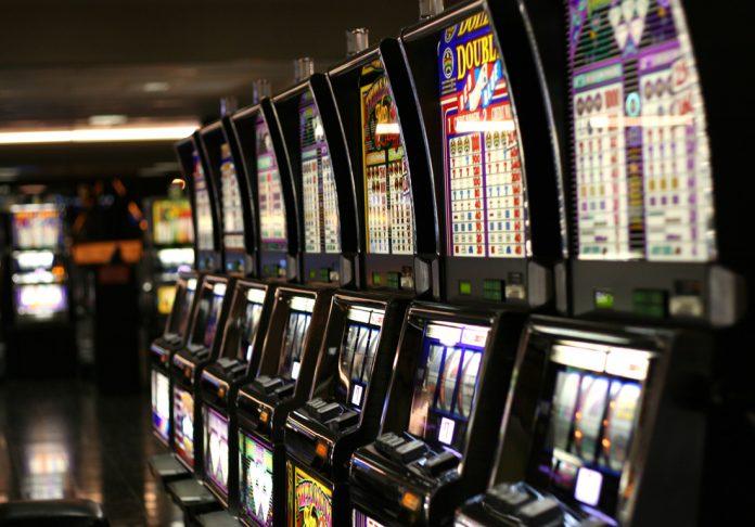 Gioco d'azzardo, slot machines