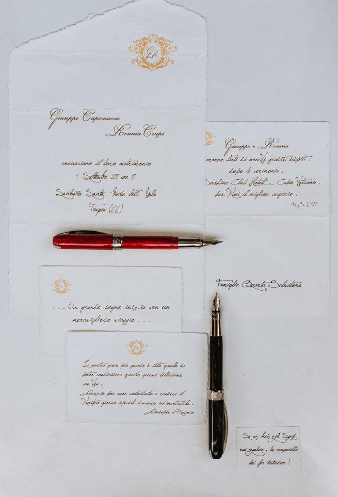 partecipazioni matrimonio a Siena