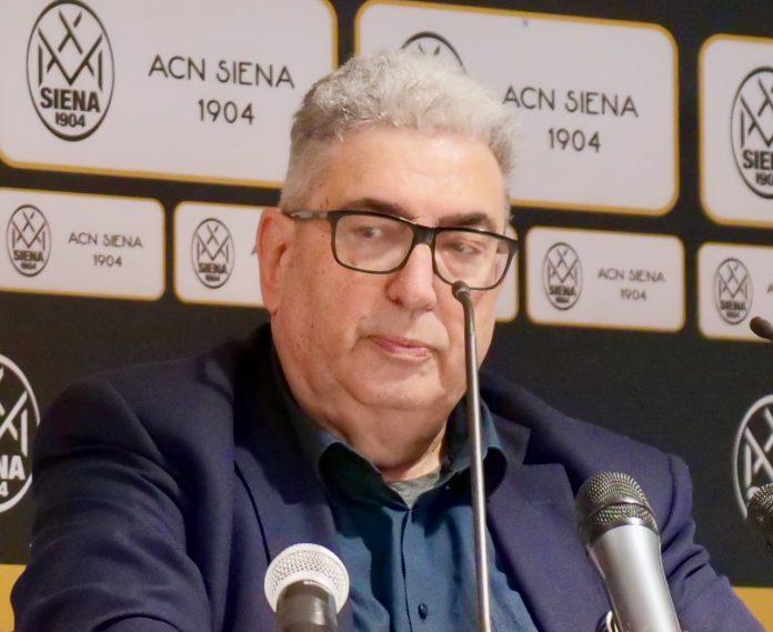 Giorgio Perinetti DS ACN Siena