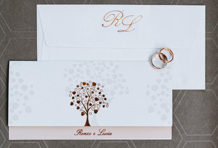 partecipazioni nozze personalizzate siena